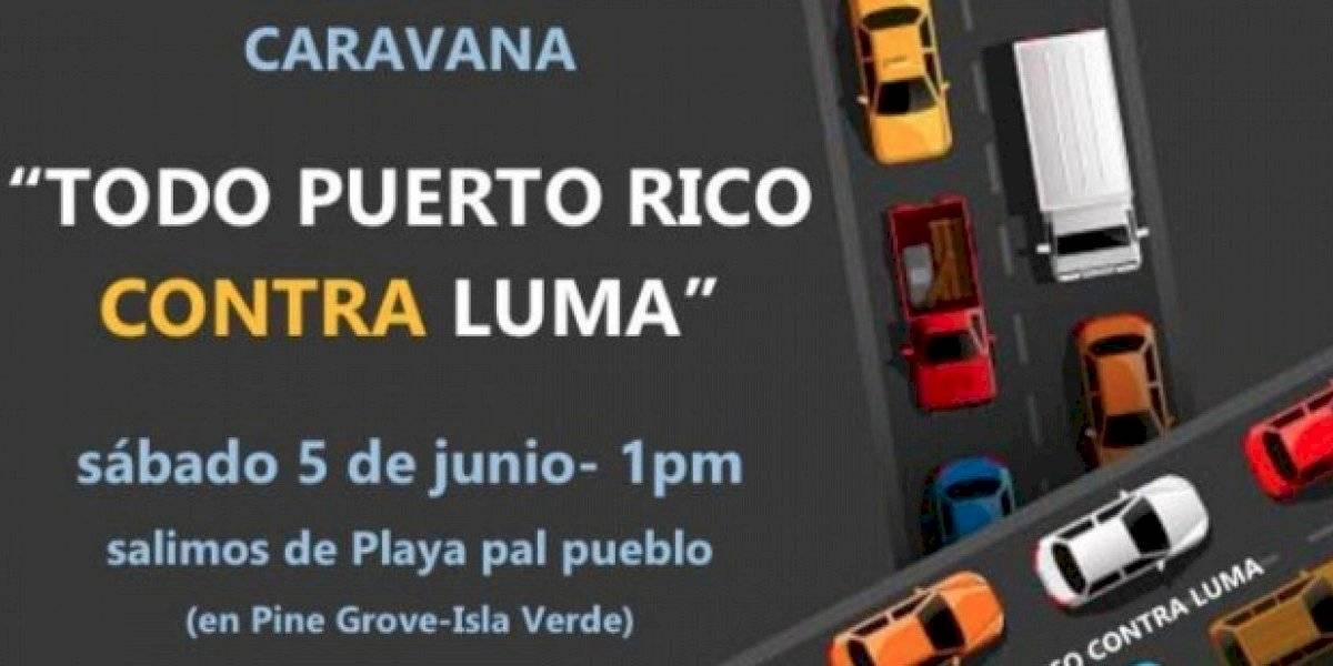 Crean Frente Amplio Todo Puerto Rico contra LUMA Energy