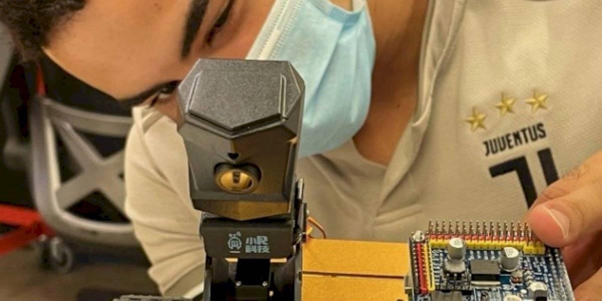 Jóvenes boricuas presentan soluciones innovadoras en reto estudiantil
