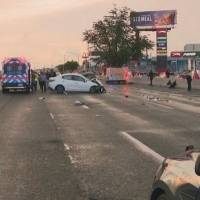 Muere una mujer en un accidente reportado en el expreso Baldorioty en Carolina