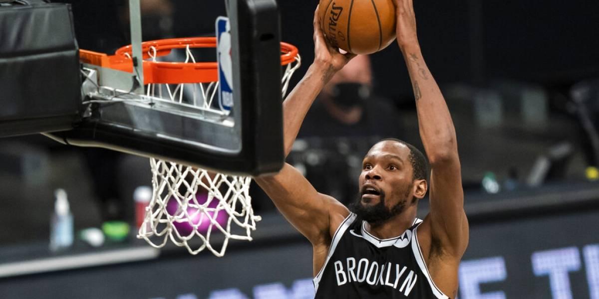 Nets-Bucks: Serie de 2da ronda; talento con nivel de final