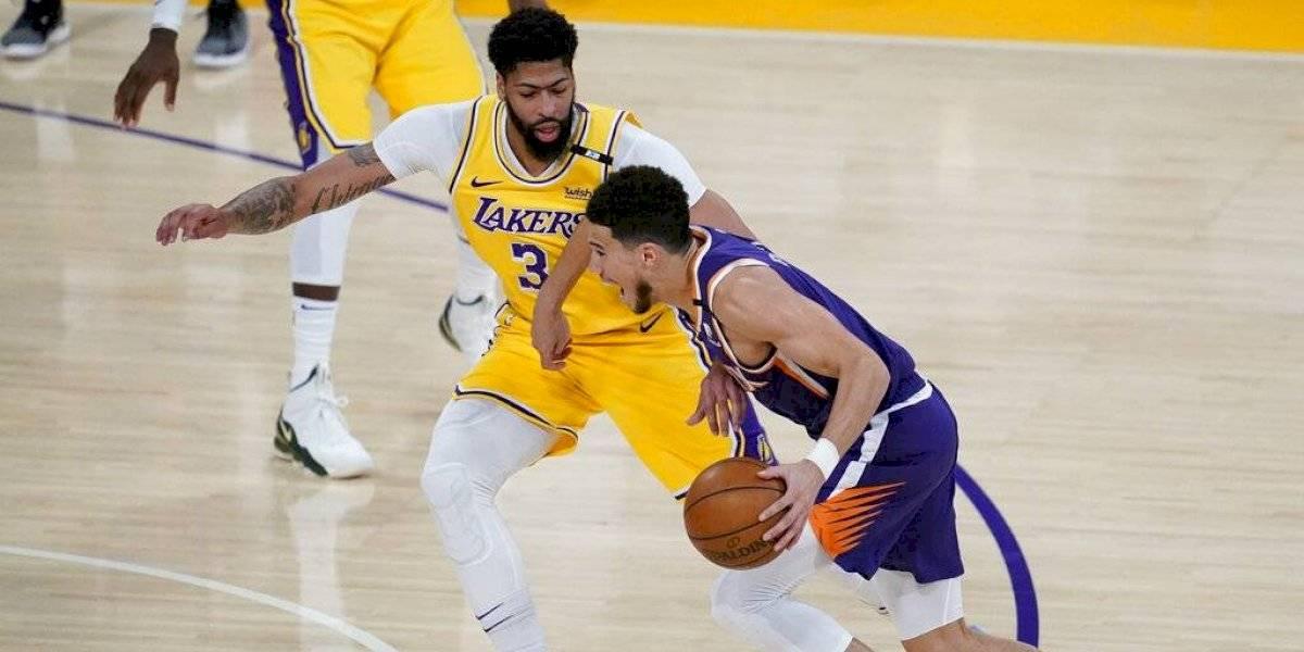 Jugador de ascendencia boricua y los Suns eliminan a los Lakers en los 'playoffs' de la NBA