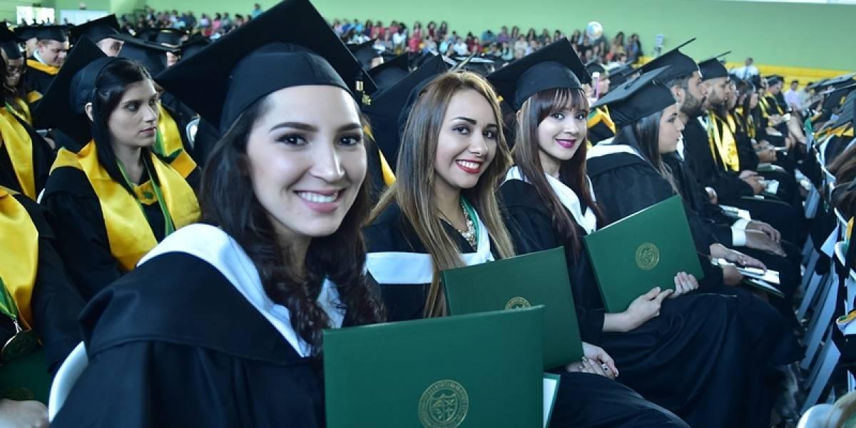 La Inter retoma graduaciones presenciales