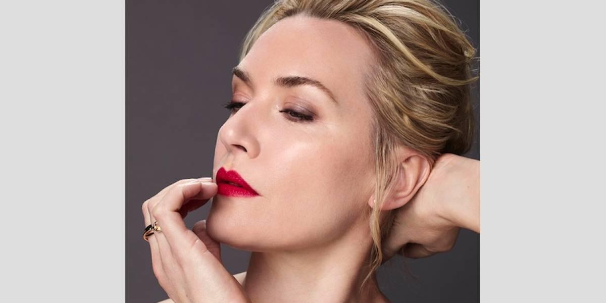 Kate Winslet será nueva imagen de L'Oréal Paris