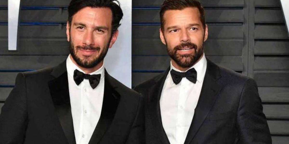 Ricky Martin y su esposo tienen todo listo para volver a ser padres