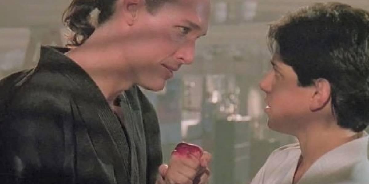 Mira en qué destacadas películas trabajó el actor que interpretará a Terry Silver en Cobra Kai 4