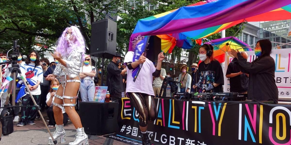 Personas LGBTQ exigen igualdad de derechos en Japón