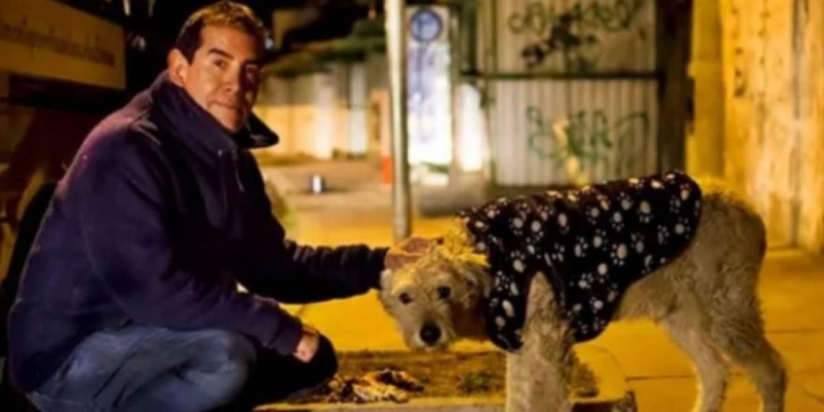 Muere por COVID millonario boliviano que dejó vida de lujos para cuidar perros callejeros