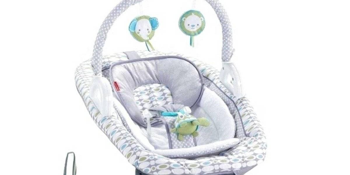 Fisher-Price retira del mercado mecedora automática tras muertes de cuatro bebés