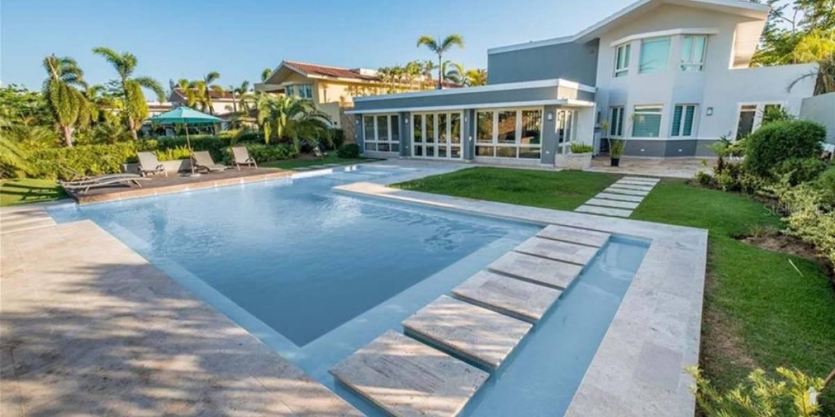 Esta es la mansión de Logan Paul en Dorado por la que paga $55 mil mensuales