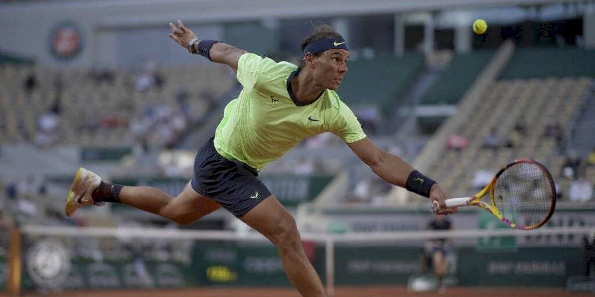 Djokovic y Nadal avanzan a cuartos de final en Abierto de Francia tras vencer a italianos