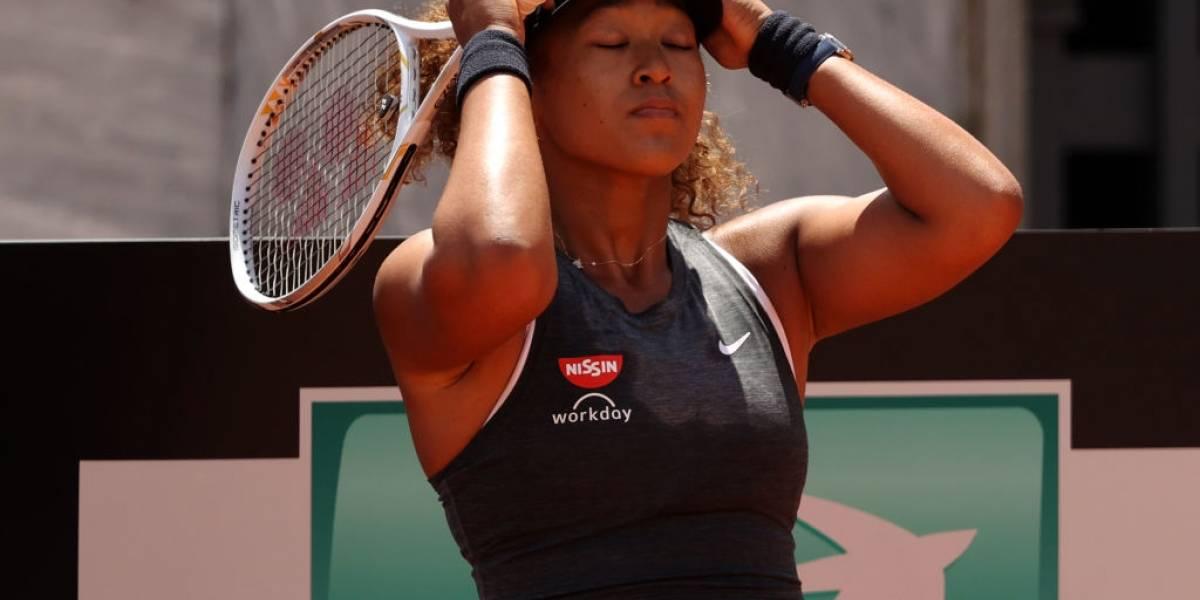 Naomi Osaka renuncia al torneo de Berlin