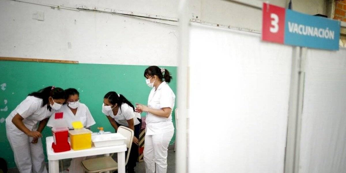 Argentina producirá 5 millones de dosis de vacuna rusa al mes