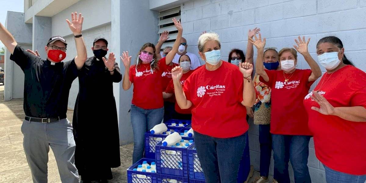 Cáritas de Puerto Rico celebra telemaratón para levantar fondos y seguir impactando vidas