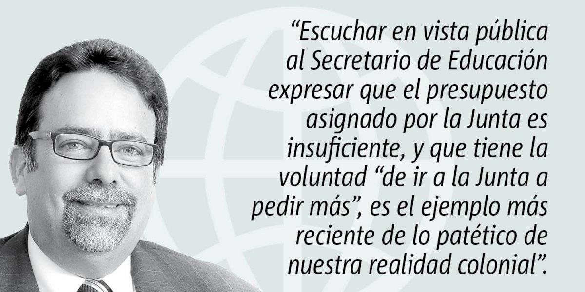 Opinión de Denis Márquez: El presupuesto de la Junta