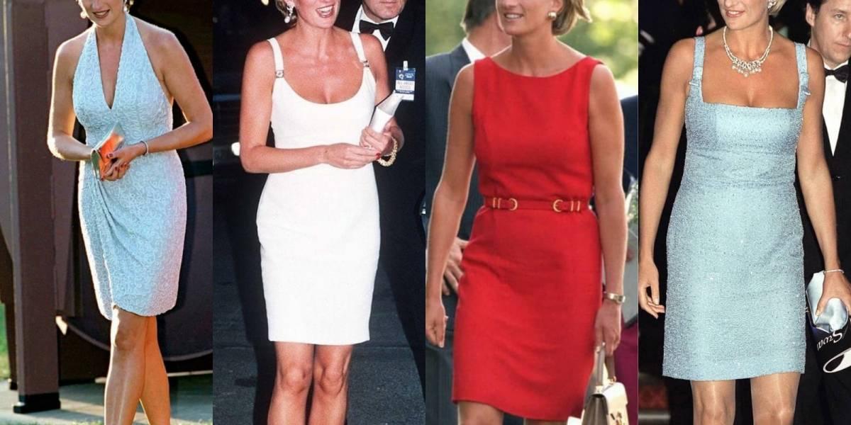 La princesa Diana nos enseña a lucir vestidos cortos con elegancia y clase a los 40 años
