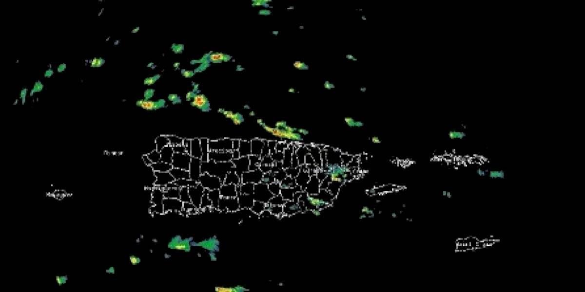 Pronostican más aguaceros y tronadas sobre la isla