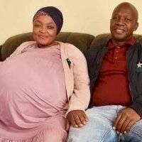 Mujer da a luz a diez bebés en Sudáfrica