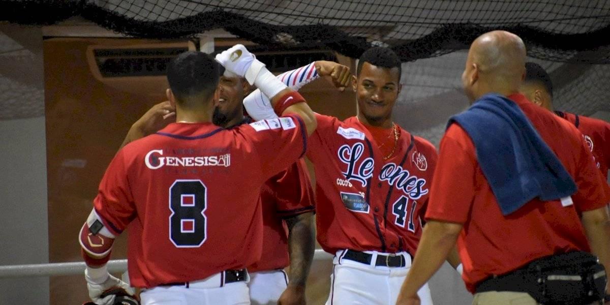 Juego de Béisbol Superior Doble A llega a Vieques