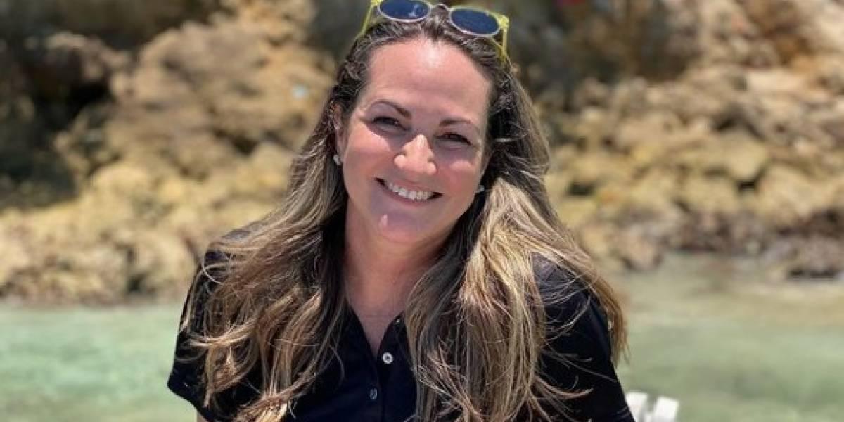 Deborah Martorell dice que no hubiese soportado WAPA sin el amor de su esposo