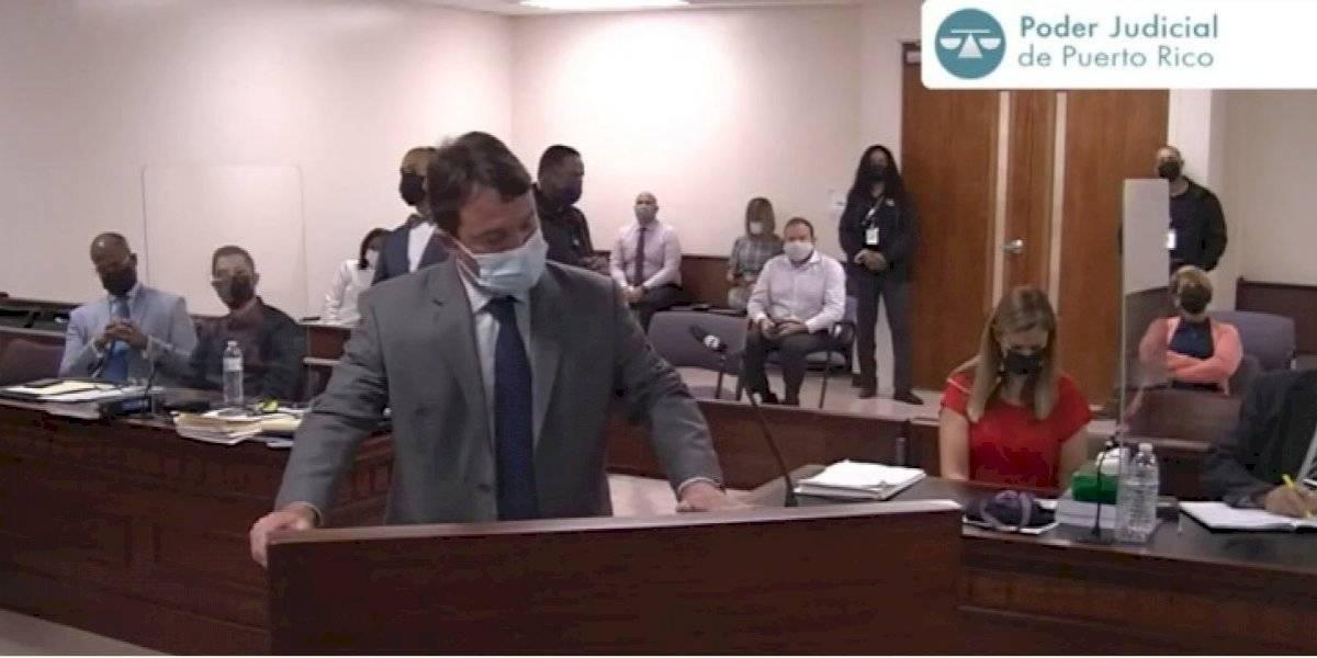 Testigo en caso de Jensen Medina Cardona no comparece al tribunal