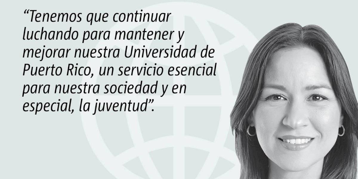 Opinión de Rosa Seguí: ¡UPR en marcha!