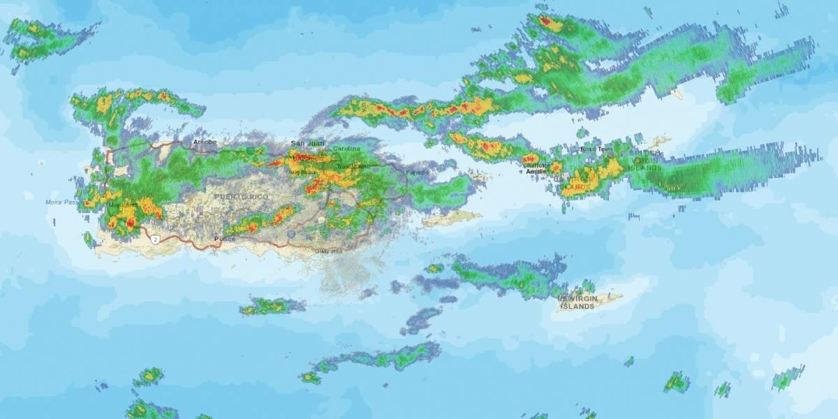 Aviso de inundaciones repentinas para cuatro municipios del norte
