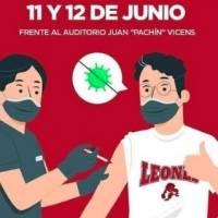 Invitan a los fanáticos de los Leones de Ponce a vacunarse