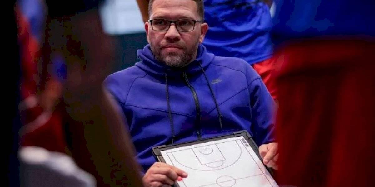 Iván Ríos dirigirá a los Gigantes de Carolina en el BSN