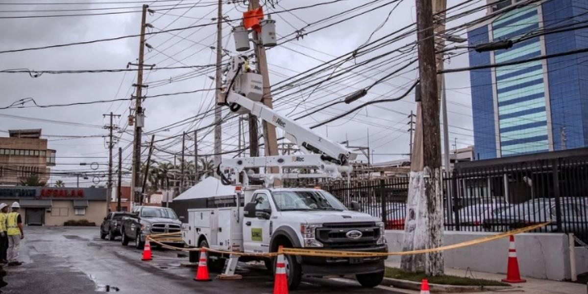 Demorará hasta 7 horas restablecer servicio eléctrico, según LUMA