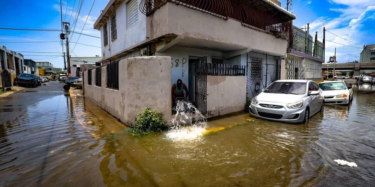 Alcalde de San Juan asegura bombas para inundaciones están encendidas