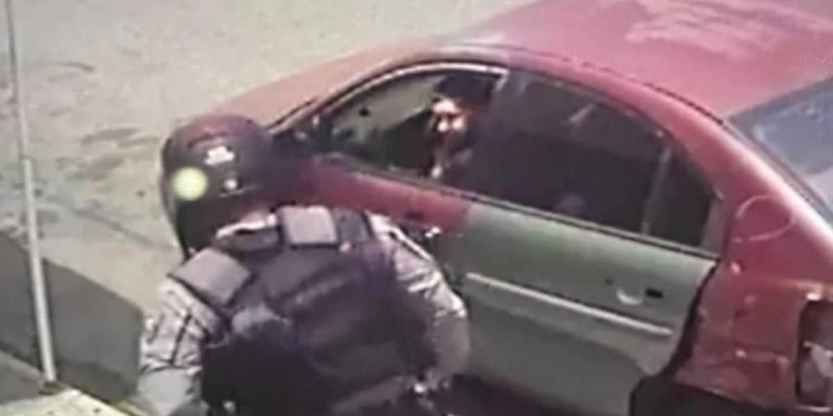 Este es el sospechoso de asesinar a policía en Ponce