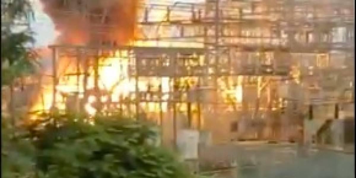 """Explosión de Monacillos respondió a """"fallas técnicas"""", confirma secretario de Seguridad Pública"""