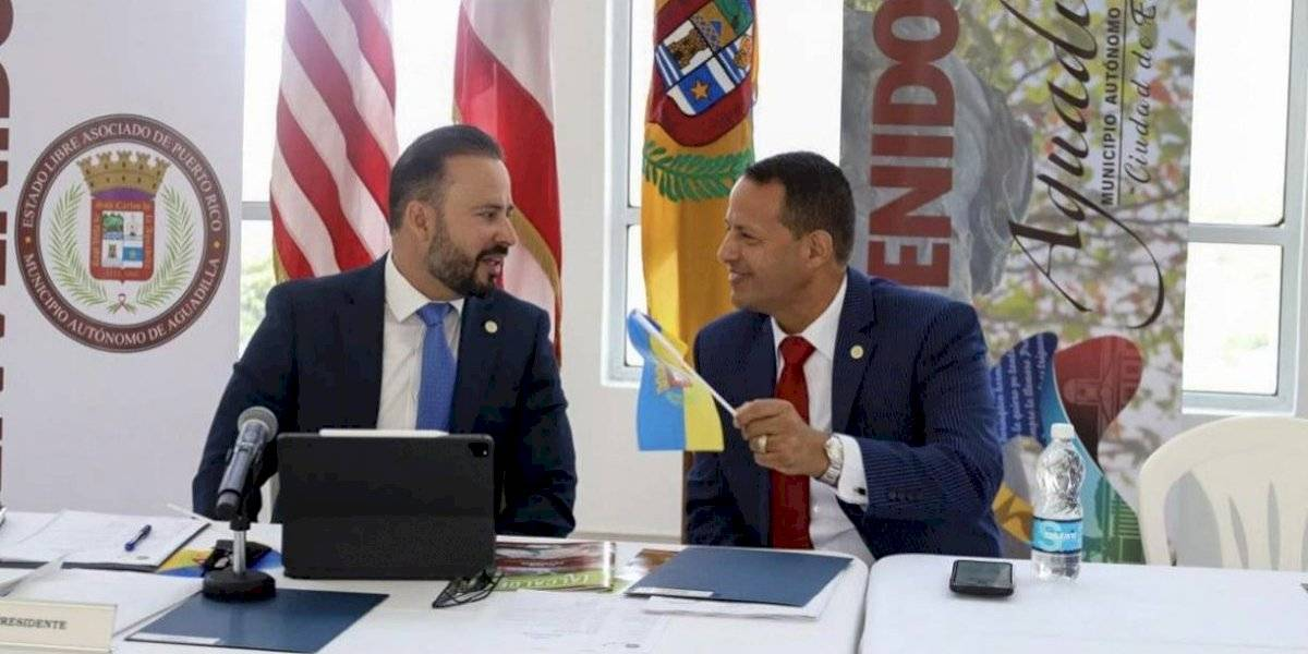 Alcaldes celebran cumbre de reconstrucción y economía municipal