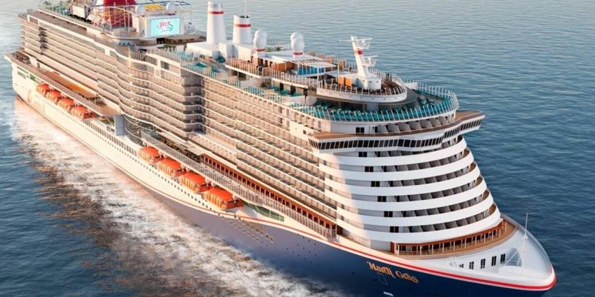 Carnival estrenará puerto en San Juan con nuevo crucero