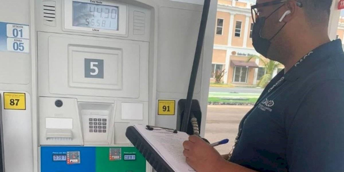 DACO vigila comportamiento del precio de la gasolina tras apagón masivo
