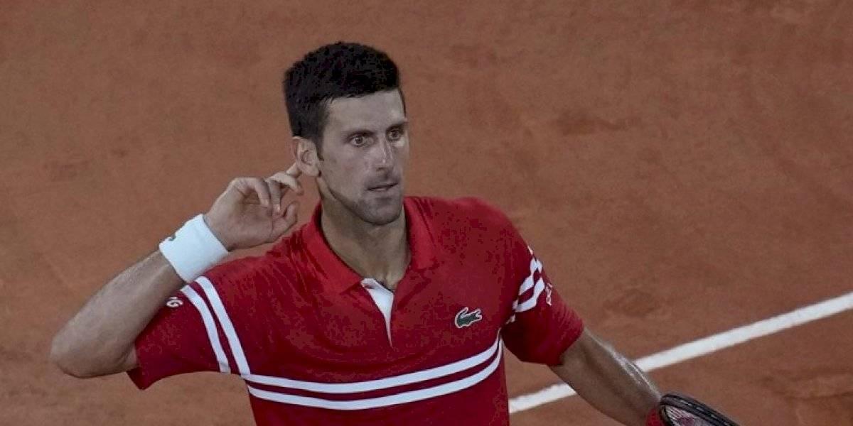 Djokovic vence a Nadal y alcanza la final del Abierto de Francia