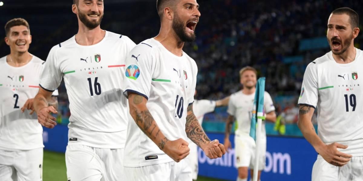 Italia luce imponente y golea a Turquía en inicio de la Eurocopa