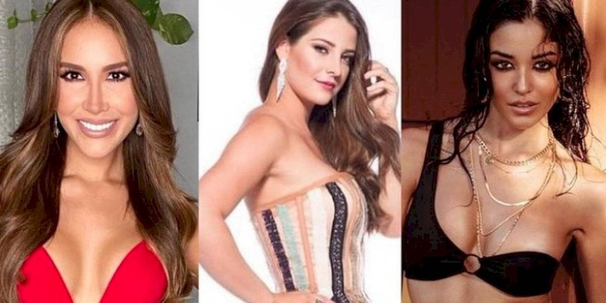 Presentan las finalistas de Miss Grand Puerto Rico 2021