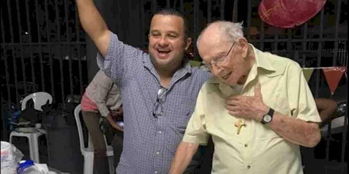 Fallece el conocido sacerdote y pintor español Padre Mateo Mateo