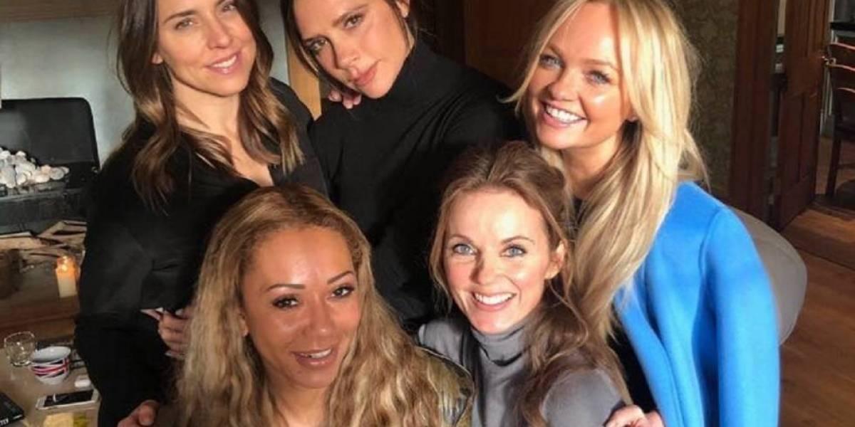 Las Spice Girls se reúnen para un mensaje especial del Mes del Orgullo