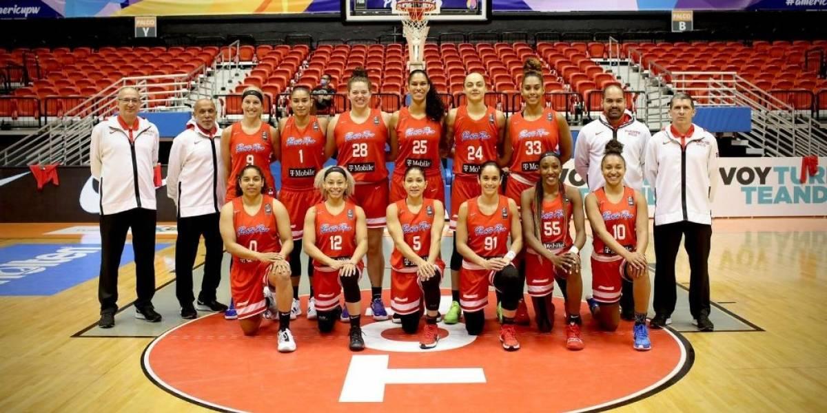 Puerto Rico derrota a Venezuela en torneo AmeriCup femenino