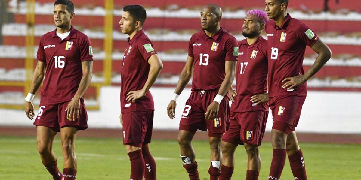 12 miembros de la selección de Venezuela dan positivo al COVID-19