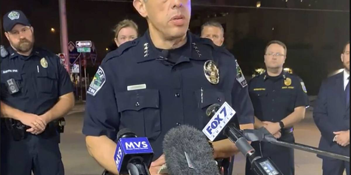 Tiroteo en Austin, Texas deja 13 heridos