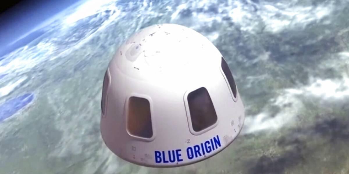 Subastan viaje al espacio en 28 millones de dólares