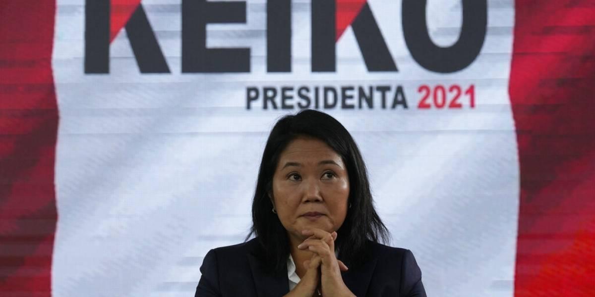 Perú: Fujimori confía en evitar la cárcel e insiste en fraude