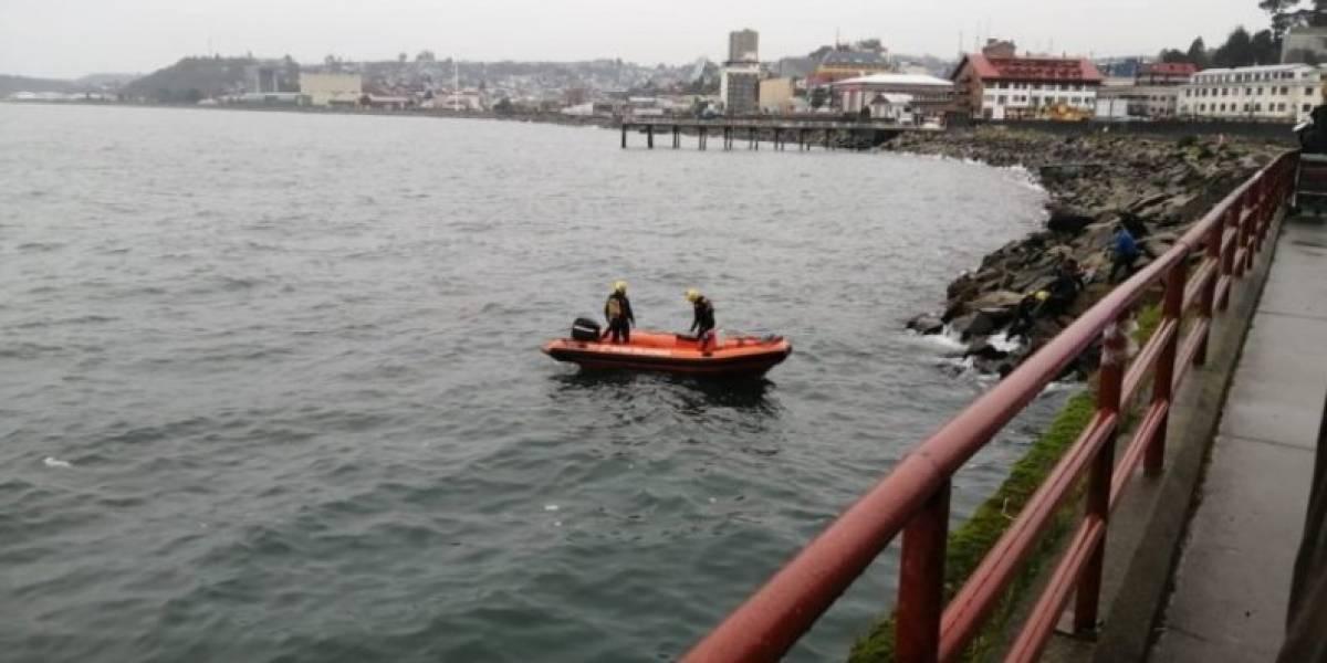 Cuerpo de mujer es encontrado flotando en costa de Chile