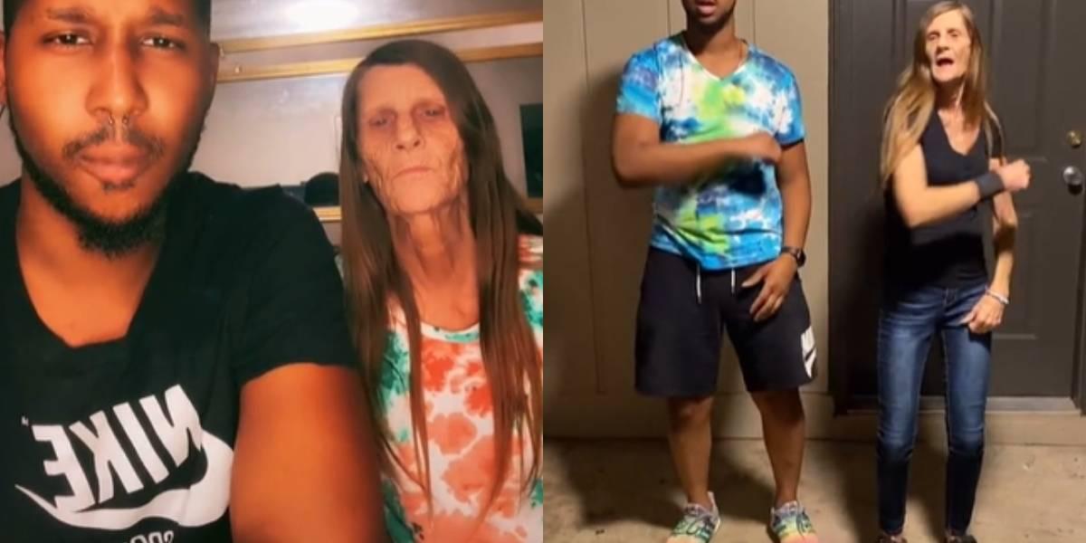 """""""¿Qué les preocupa?"""": pareja con 37 años de diferencia es viral en TikTok y se defiende de las críticas"""