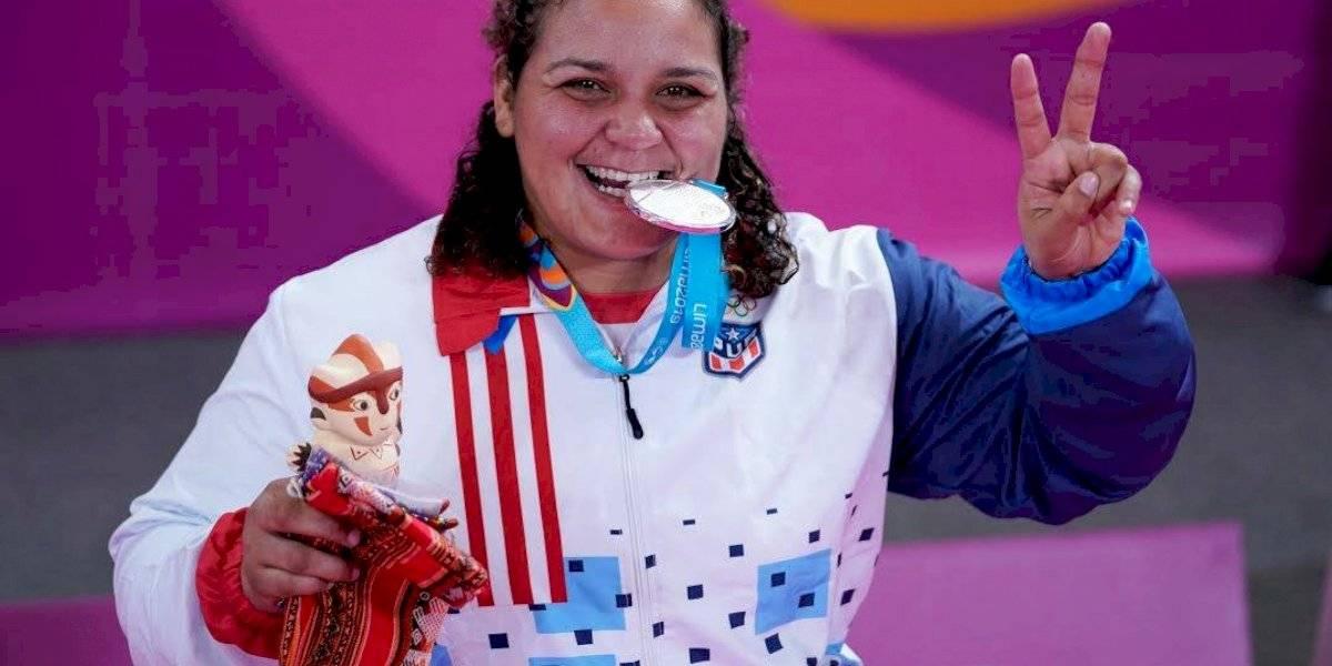 Melissa Mojica, una gigante del judo boricua: