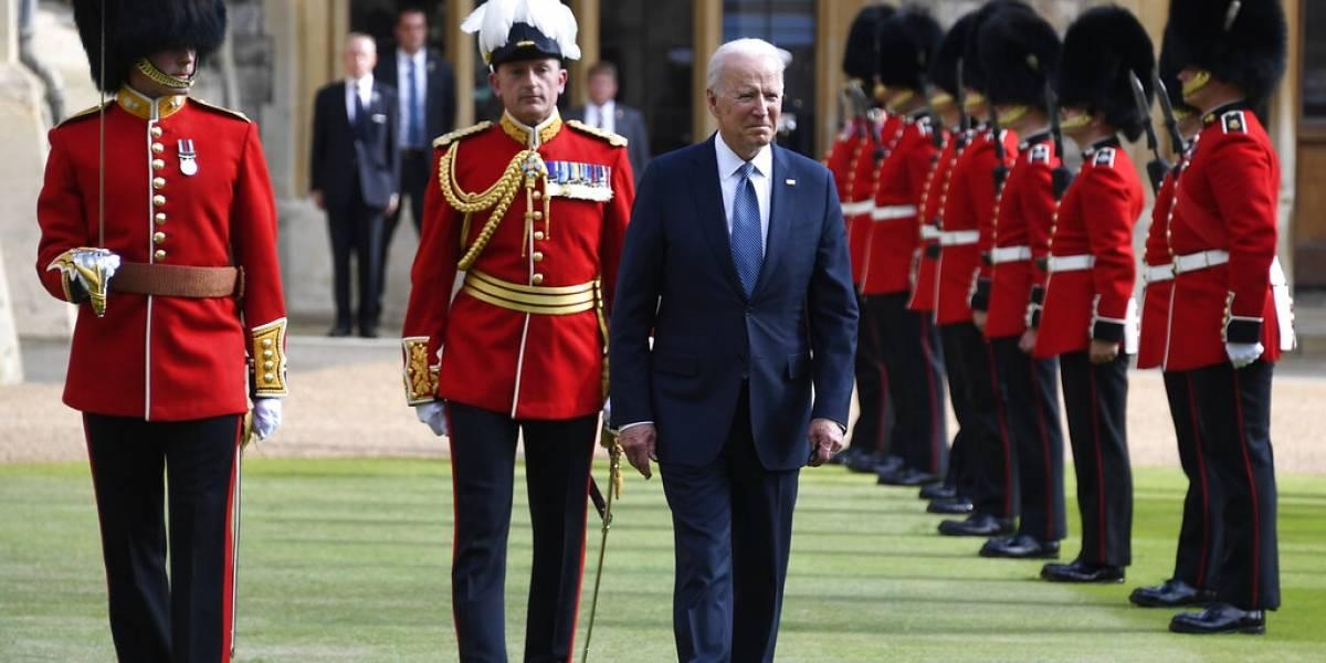 Biden busca regresar a Estados Unidos al escenario mundial con viaje al extranjero
