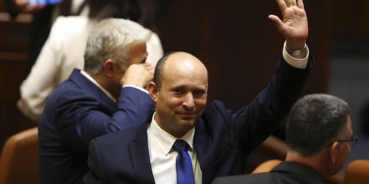 Israel juramenta a un nuevo gobierno